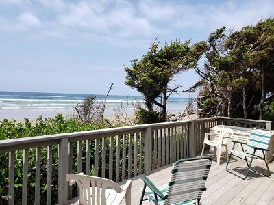 Yachats Single Family Home For Sale: 6417 NW Finisterre Ave