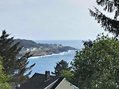 Depoe Bay, Gleneden Beach, Lincoln City, Newport, Otter Rock, Seal Rock, South Beach, Tidewater, Toledo, Waldport, Yachats Residential Lots & Land For Sale: T/L 9700 NE Bensell Ave.