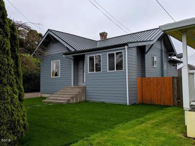 Single Family Home For Sale: 2515 1st St