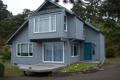 Waldport Single Family Home For Sale: 1805 NW Sandpiper Drive