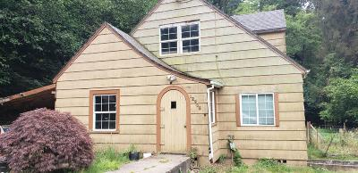 Single Family Home For Sale: 12905 Mill Rd