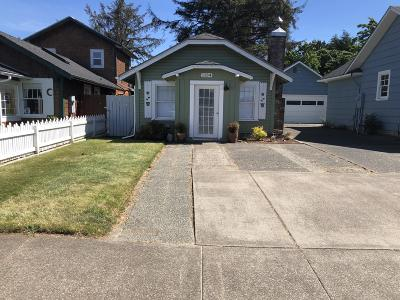Single Family Home For Sale: 1134 SW 51st St