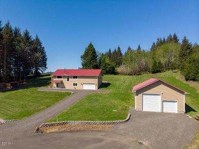 Single Family Home For Sale: 91286 Walluski Ranch Rd