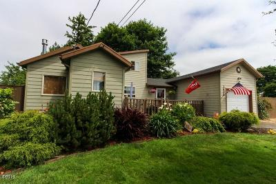 Single Family Home For Sale: 3606 Maple Ln