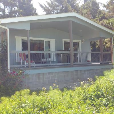 Depoe Bay, Gleneden Beach, Lincoln City, Newport, Otter Rock, Seal Rock, South Beach, Tidewater, Toledo, Waldport, Yachats Mobile/Manufactured For Sale: 86 NW Spencer St