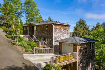 Neskowin Single Family Home For Sale