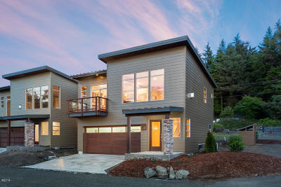 Yachats Single Family Home For Sale: 27 Basalt Loop