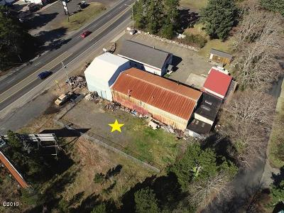 Commercial Lots & Land Sold: 400 Blk S. Hwy 101