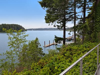 Newport Single Family Home For Sale: 4616 Yaquina Bay Rd