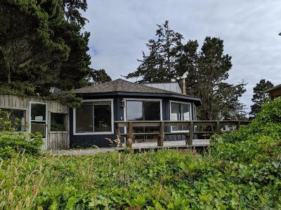Depoe Bay, Gleneden Beach, Lincoln City, Newport, Otter Rock, Seal Rock, South Beach, Tidewater, Toledo, Waldport, Yachats Single Family Home For Sale: 344 SW 29th St