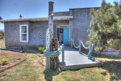 Waldport Single Family Home Pending - Contingencies: 1813 NW Dolphin Lane