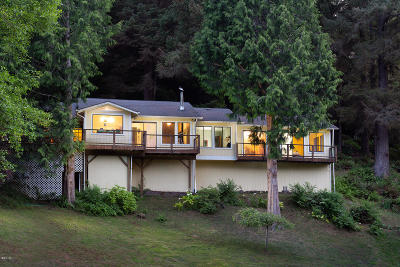 Neskowin Single Family Home For Sale: 48905 Summit Road