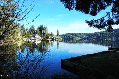Lincoln City Residential Lots & Land For Sale: 2100 Blk NE Lake Drive