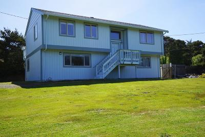 Depoe Bay, Gleneden Beach, Lincoln City, Newport, Otter Rock, Seal Rock, South Beach, Tidewater, Toledo, Waldport, Yachats Single Family Home For Sale: 10093 NW Pacific Coast Hwy