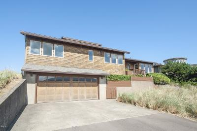 Gleneden Beach Single Family Home For Sale: 357 Salishan Dr