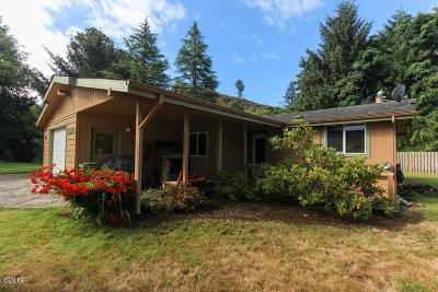 Single Family Home For Sale: 25910 Tyee Rd