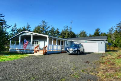 Yachats Mobile/Manufactured For Sale: 3523 NE Hideaway Ln