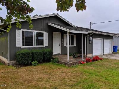 Single Family Home For Sale: 603 Cottonwood Ave