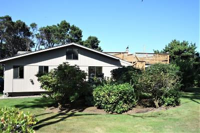 Gleneden Beach Single Family Home For Sale: 142 Salishan Dr