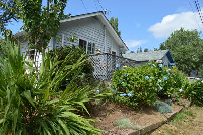 Depoe Bay, Gleneden Beach, Lincoln City, Newport, Otter Rock, Seal Rock, South Beach, Tidewater, Toledo, Waldport, Yachats Single Family Home For Sale: 1303 N Nye St
