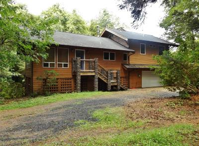 Yachats Single Family Home For Sale: 361 NE Brubaker St.
