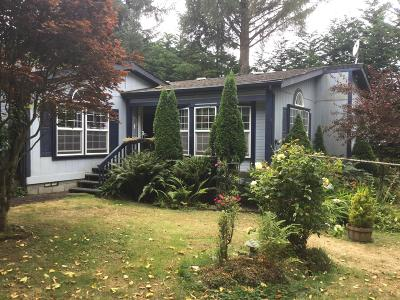 Newport Mobile/Manufactured For Sale: 12155 NE Coos St