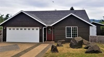 Waldport Single Family Home For Sale: 1339 SE Blue Spruce Ln
