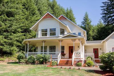 Single Family Home For Sale: 2536 Nashville Rd