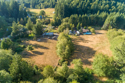 Mobile/Manufactured For Sale: 150 N Yachats River Rd