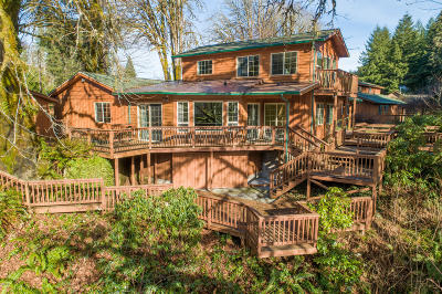 Single Family Home For Sale: 7006 Logsden Rd