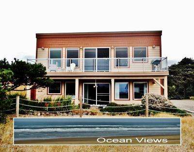Yachats Single Family Home For Sale: 5721 Pacific Coast Hwy