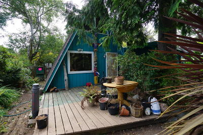 Yachats Single Family Home For Sale: 34 NW Idaho St