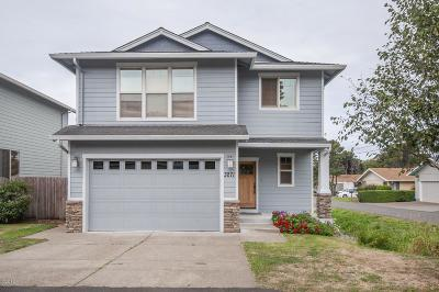 Lincoln City Single Family Home For Sale: 3271 NW Marine Avenue