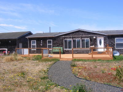 Bayshore Mobile/Manufactured For Sale: 202 NW Alsea Bay Dr