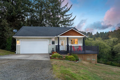 Lincoln City Single Family Home Pending - Contingencies: 2191 NE 64th Dr