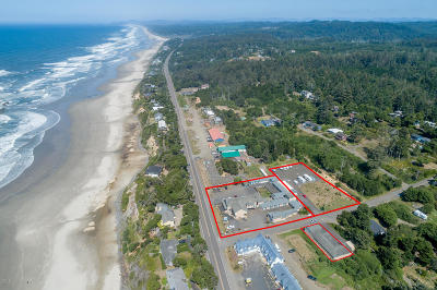 Seal Rock Multi Family Home For Sale: 10645 NW Pacific Coast Hwy
