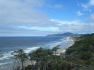 Depoe Bay, Gleneden Beach, Lincoln City, Newport, Otter Rock, Seal Rock, South Beach, Tidewater, Toledo, Waldport, Yachats Single Family Home For Sale: 525 NW 57th St