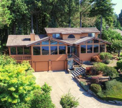 Newport Single Family Home For Sale: 1105 SE 1st