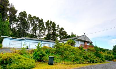 Yachats Single Family Home For Sale: 250 NE Sunset St