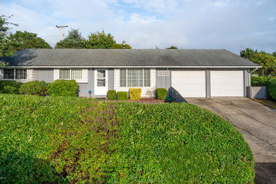 Newport Single Family Home For Sale: 1934 NW Nye St