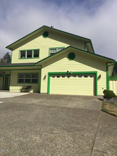 Single Family Home For Sale: 906 Pioneer Ln