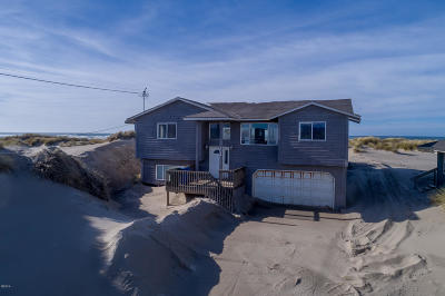 Waldport Single Family Home For Sale: 302 NW Oceania Dr