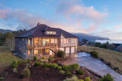 Neskowin Single Family Home For Sale: 5320 Haystack Dr