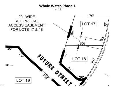 Depoe Bay Residential Lots & Land For Sale: Lot 17 Lillian Ln