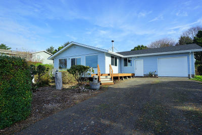 Depoe Bay, Gleneden Beach, Lincoln City, Newport, Otter Rock, Seal Rock, South Beach, Tidewater, Toledo, Waldport, Yachats Single Family Home For Sale: 980 NW Lanai Loop