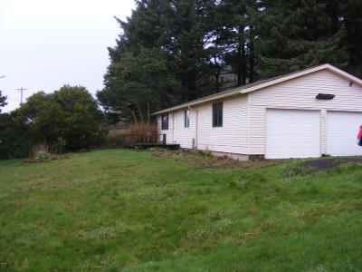 Yachats Single Family Home For Sale: 101 Spring Hills