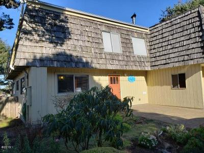 Yachats Single Family Home For Sale: 111 NW Trout St
