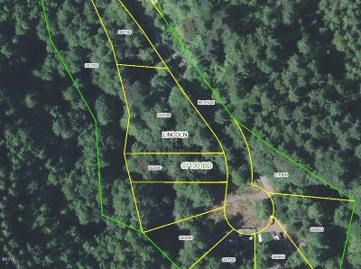 Neotsu, Otis, Rose Lodge Residential Lots & Land For Sale: 300/400 N New Bridge Rd