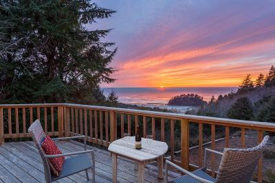 Neskowin Single Family Home For Sale: 4920 Hilltop Ln