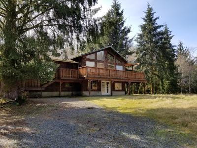 Single Family Home For Sale: 40050 Anderson Rd